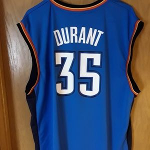 Classic Kevin Durant #35 Jersey Size XL